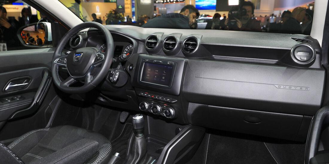Dacia Duster IAA 2017