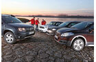 Dacia Duster, Mini Countryman, Skoda Yeti, Suzuki SX4 S-Cross