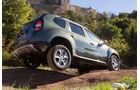 Dacia Duster dCi 110 4x4, Bodenfreiheit