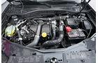 Dacia Duster dCi 110 4x4, Motor