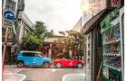 Daihatsu Copen Robe, Suzuki Hustler X Turbo 4WD, Seitenansicht