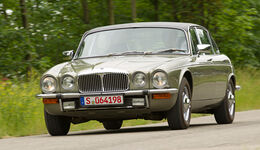 Daimler Double Six, Frontansicht