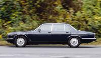 Daimler Double Six, Seitenansicht