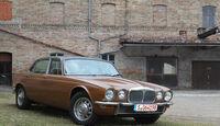 Daimler Double-Six Vanden Plas Series II, Frontansicht
