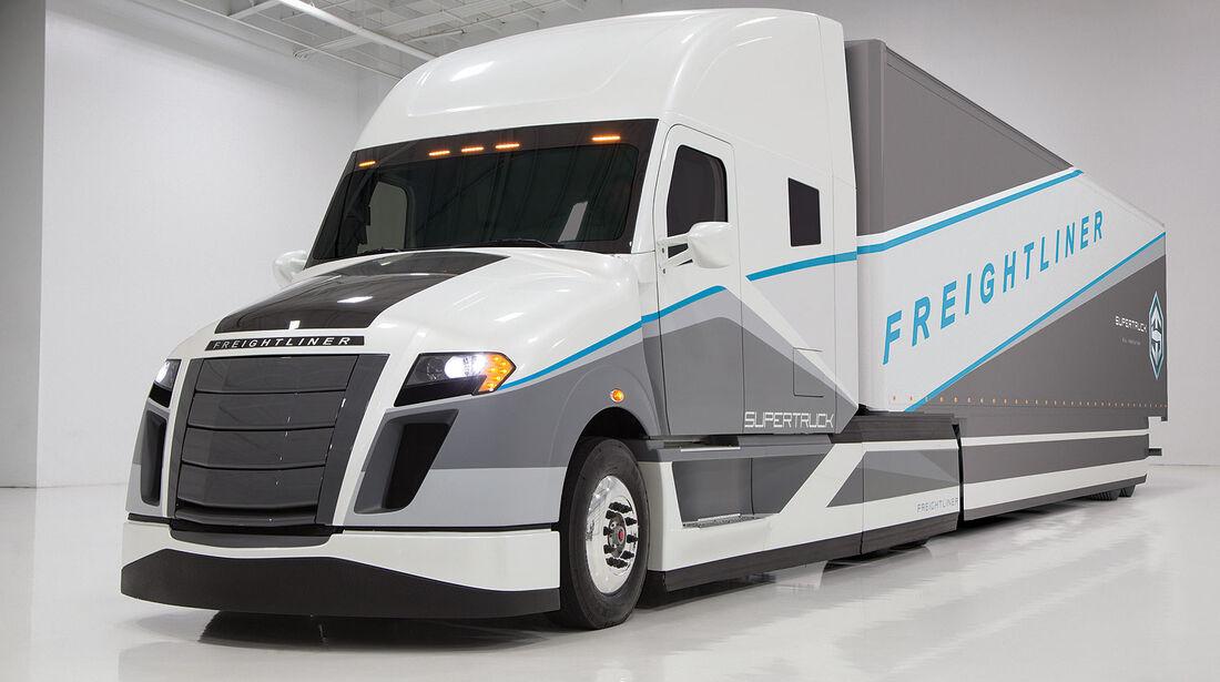 Daimler Freightliner SuperTruck