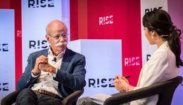 Daimler auf der RISE in Hongkong 2018