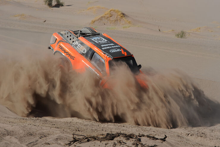 Dakar 2014 Gordon