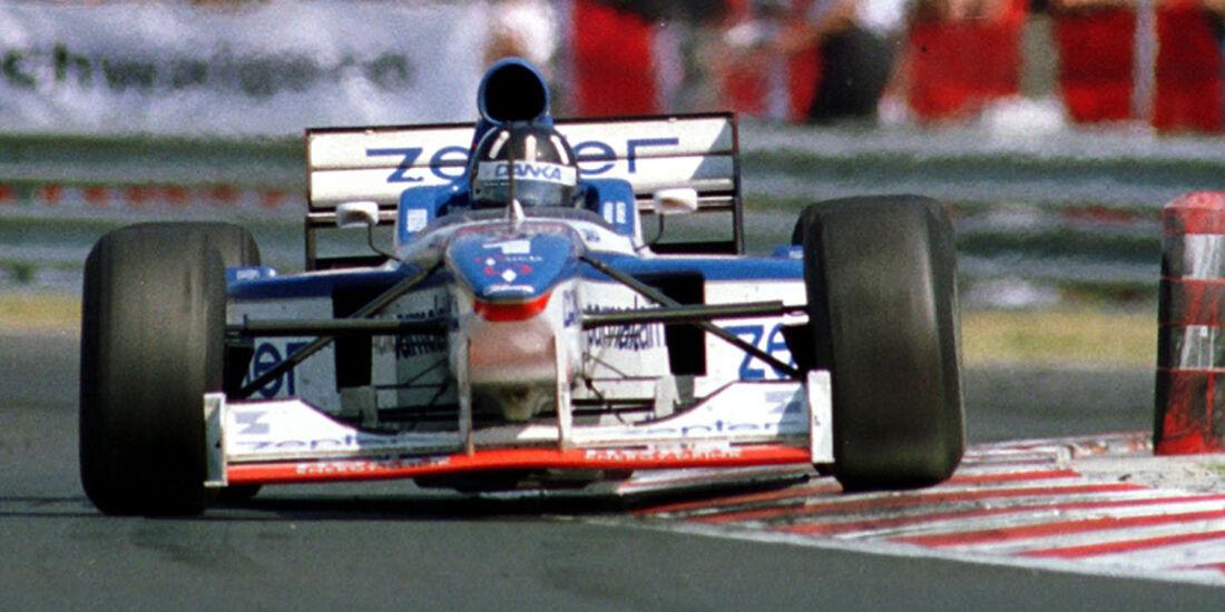 Damon Hill Arrows
