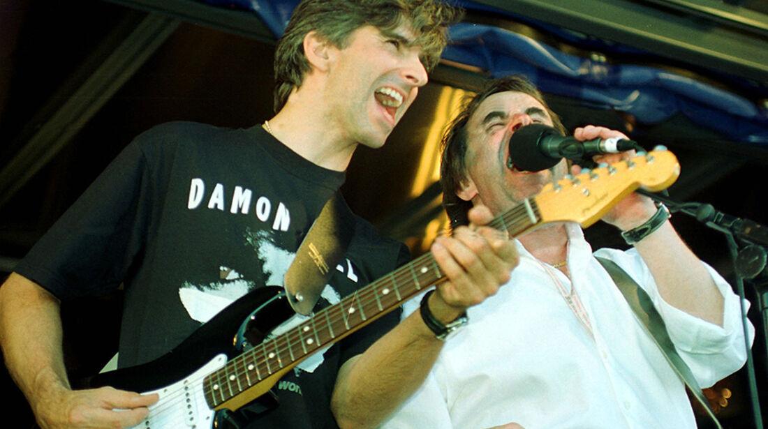 Damon Hill Gitarre