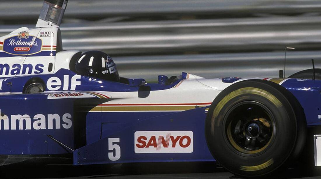 Damon Hill Williams