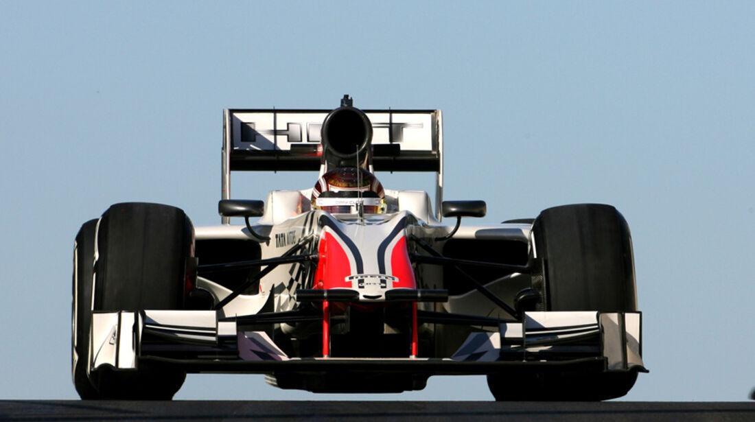 Dani Clos Young Driver Test Abu Dhabi 2011