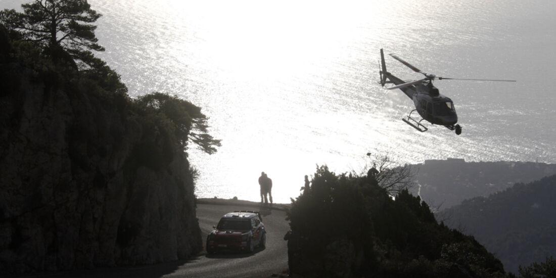 Dani Sordo Mini Rallye Monte Carlo 2012