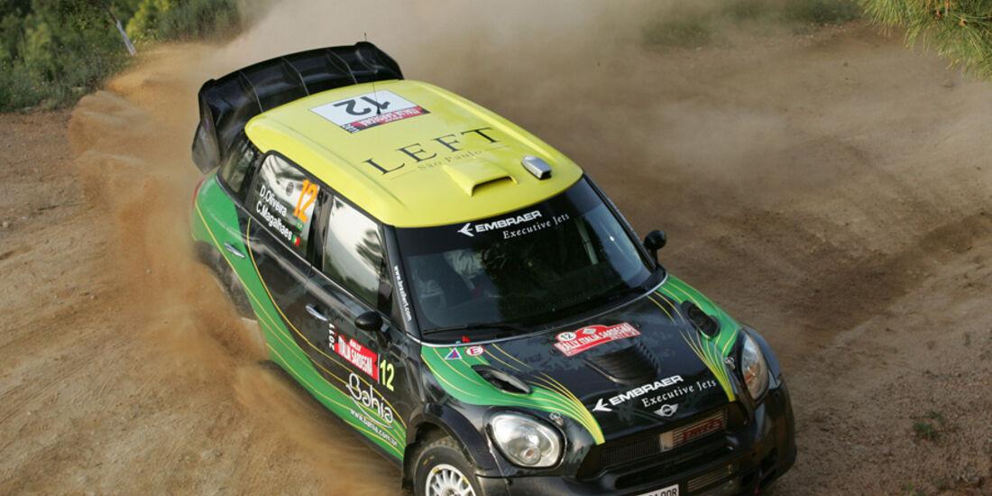 Daniel Oliveira Mini WRC Rallye Sardinien 2011