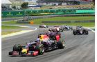 Daniel Ricciardo - Formel 1 - GP Brasilien 2015
