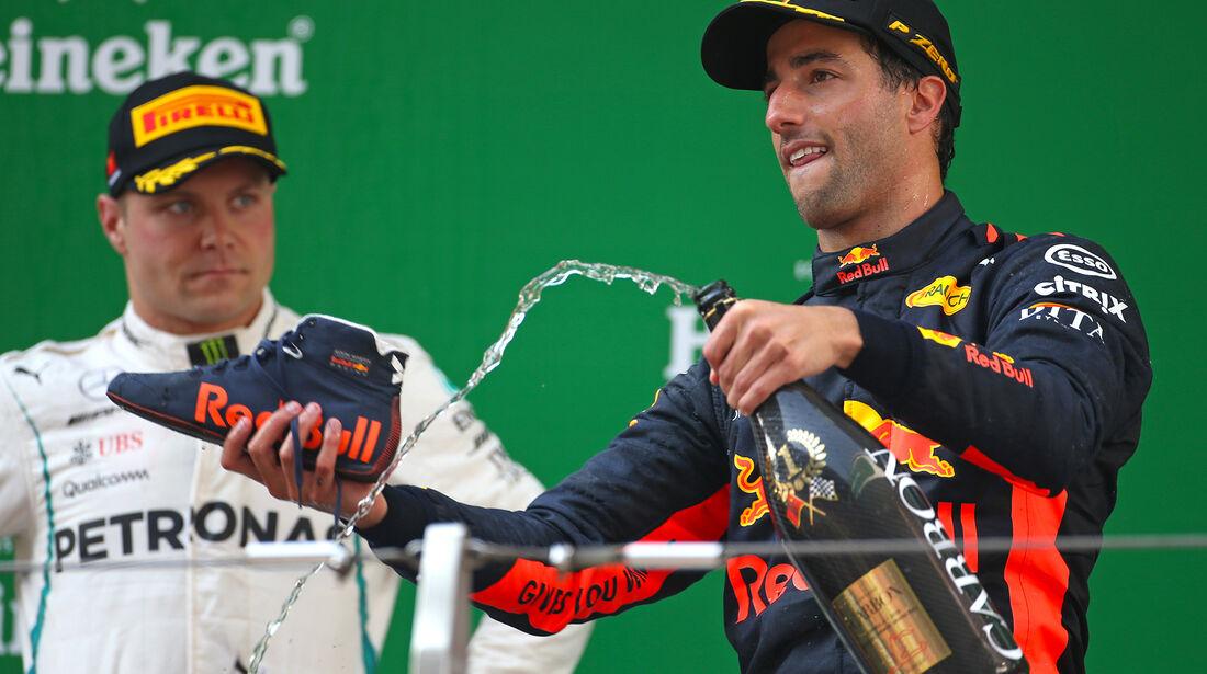 Daniel Ricciardo - Formel 1 - GP China 2018