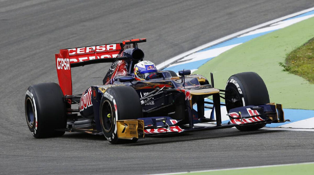 Daniel Ricciardo - Formel 1 - GP Deutschland - 20. Juli 2012