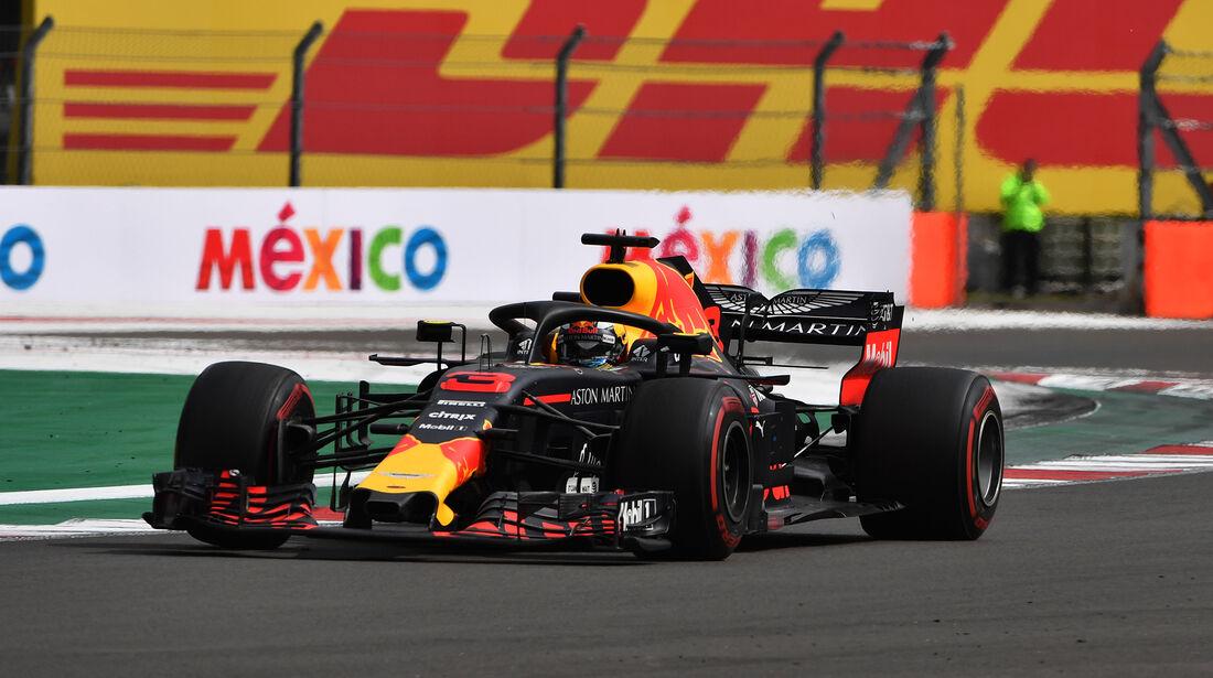 Daniel Ricciardo - Formel 1 - GP Mexiko 2018