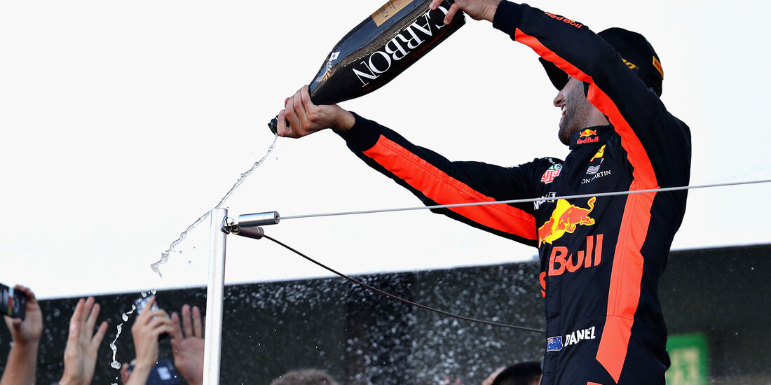 Daniel Ricciardo - GP Italien 2017