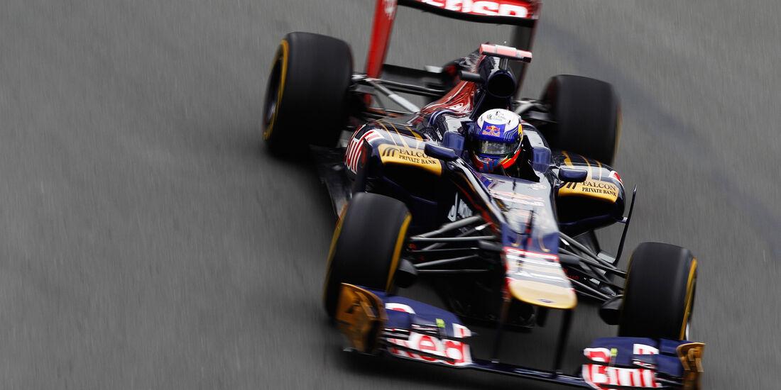 Daniel Ricciardo GP Kanada 2012