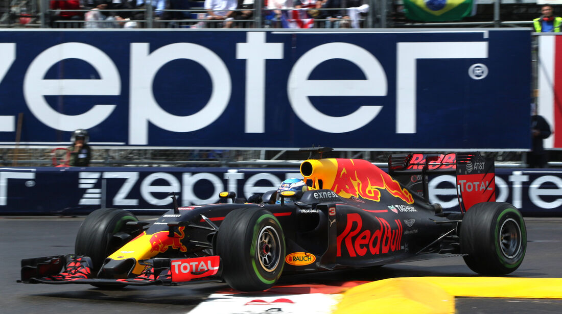 Daniel Ricciardo - GP Monaco 2016