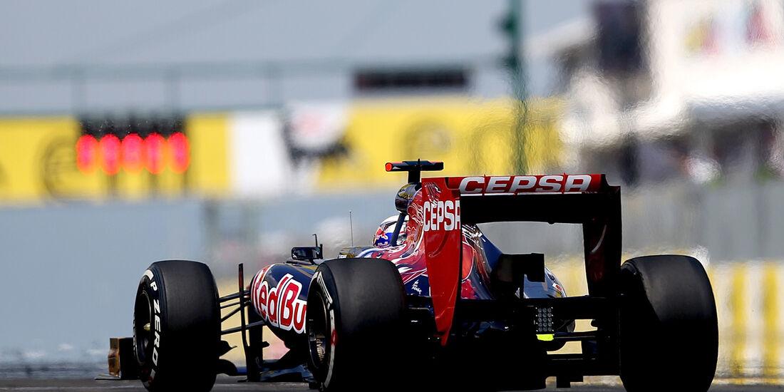 Daniel Ricciardo GP Ungarn 2012