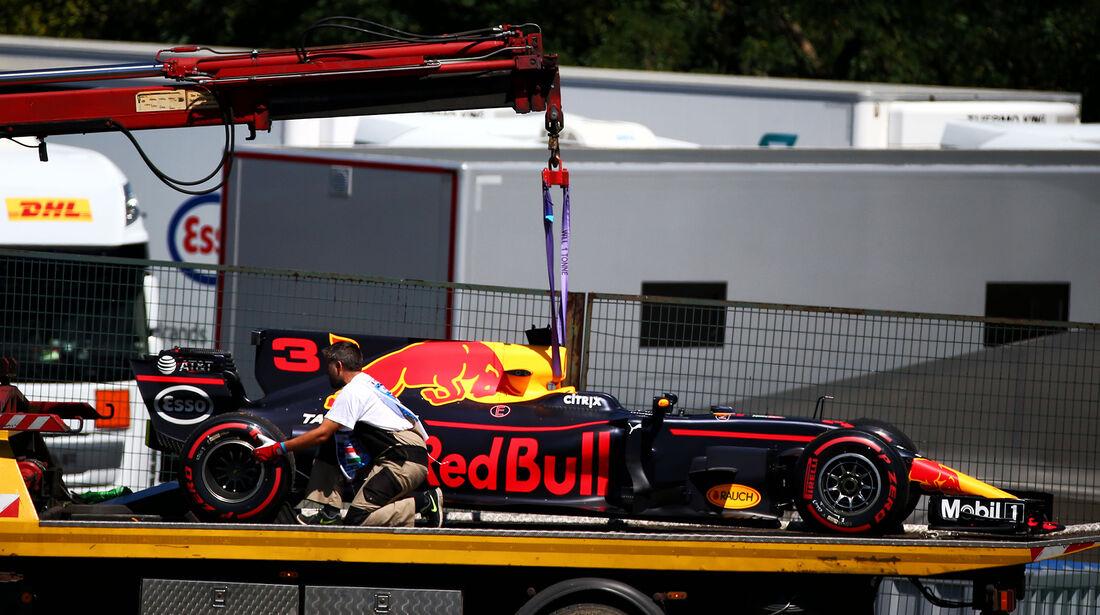 Daniel Ricciardo - GP Ungarn 2017