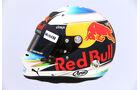 Daniel Ricciardo - Helm - Formel 1 - 2017