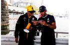 Daniel Ricciardo & Lewis Hamilton - Formel 1 - GP Australien - Melbourne - 13. März 2019