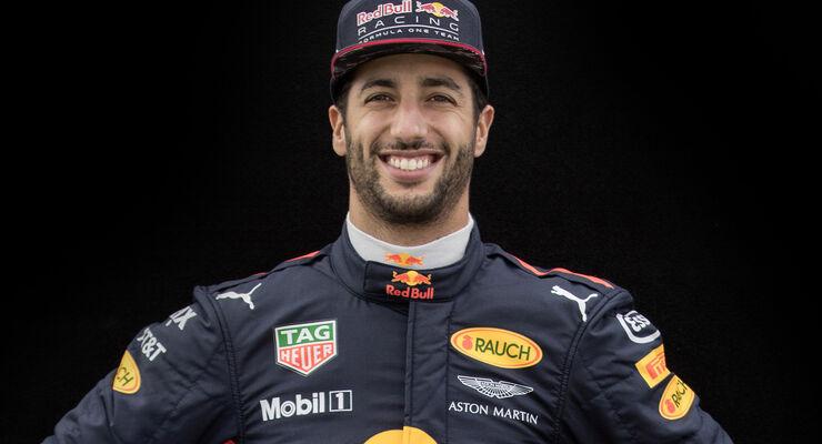 Daniel Ricciardo - Porträt - Formel 1 - 2017