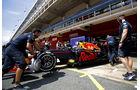 Daniel Ricciardo - Red Bull - Barcelona-Test - 17. Mai 2016