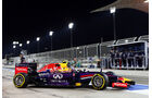 Daniel Ricciardo - Red Bull - Formel 1 - GP Bahrain - Sakhir - 4. April 2014