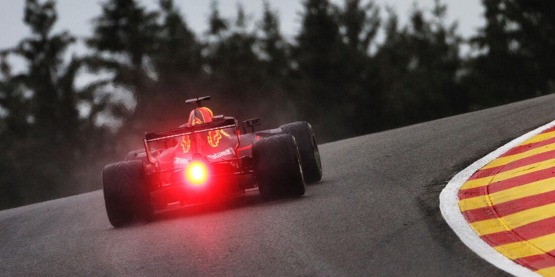 Daniel Ricciardo - Red Bull - Formel 1 - GP Belgien - Spa-Francorchamps - 25. August 2018