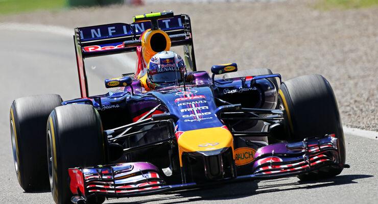 Daniel Ricciardo - Red Bull - Formel 1 - GP Deutschland - Hockenheim - 18. Juli 2014