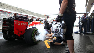 Daniel Ricciardo - Red Bull - Formel 1 - GP Mexiko - 30. Oktober 2015