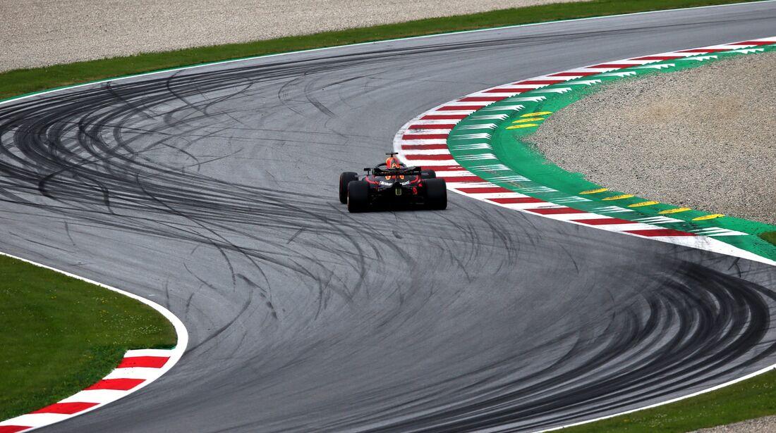 Daniel Ricciardo - Red Bull - Formel 1 - GP Österreich - 30. Juni 2018