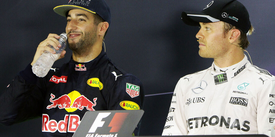 Daniel Ricciardo - Red Bull - Formel 1 - GP Singapur - 17. September 2016