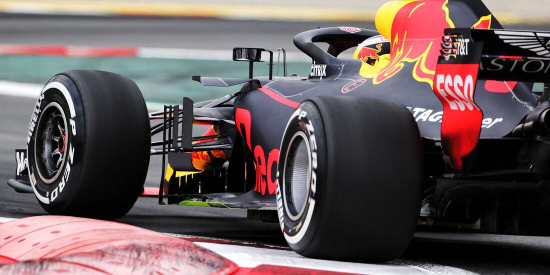 Daniel Ricciardo - Red Bull - Formel 1 - GP Spanien - Barcelona - 12. Mai 2018