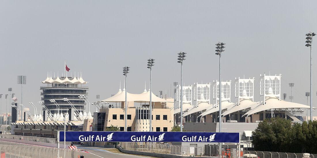 Daniel Ricciardo - Red Bull - Formel 1 - Test - Bahrain - 27. Februar 2014