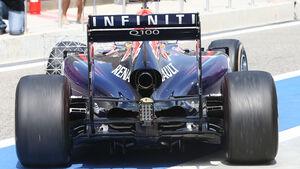 Daniel Ricciardo - Red Bull - Formel 1 - Test - Bahrain - 28. Februar 2014