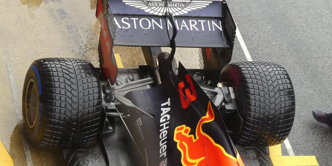 Daniel Ricciardo - Red Bull - Formel 1 - Test - Barcelona - Tag 3 - 28. Februar 2018