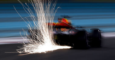 Daniel Ricciardo - Red Bull - GP Abu Dhabi - 25. November 2017