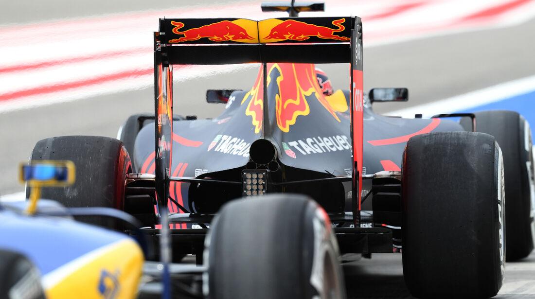 Daniel Ricciardo - Red Bull - GP Bahrain - Formel 1 - 1. April 2016
