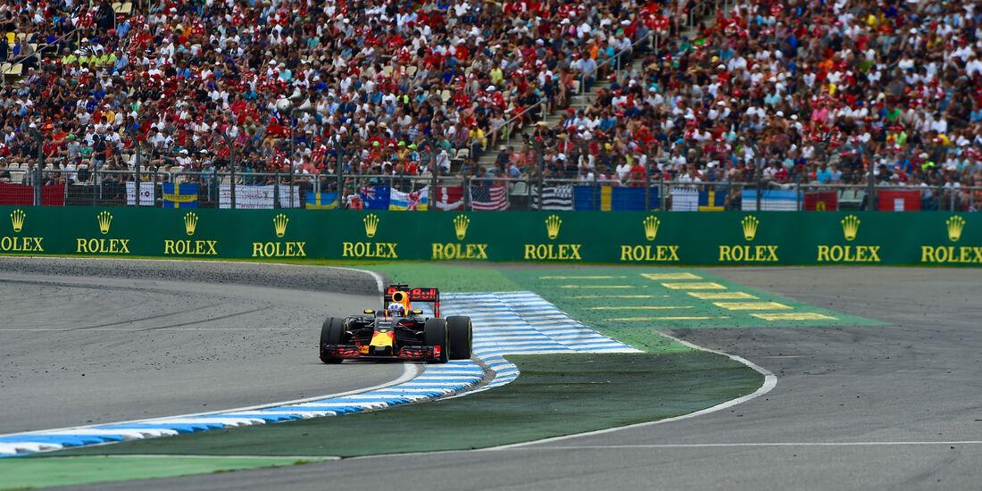 Daniel Ricciardo - Red Bull - GP Deutschland 2016 - Hockenheim