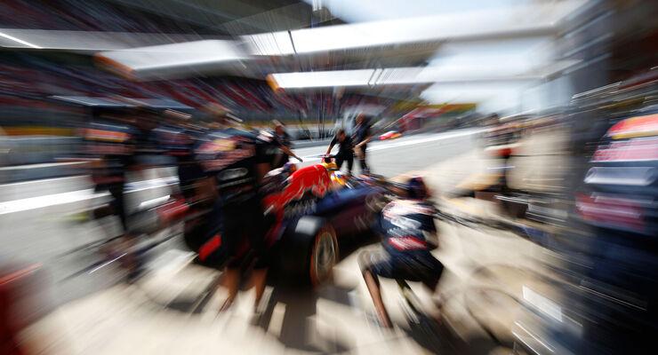 Daniel Ricciardo - Red Bull - GP Spanien - Qualifying - Samstag - 9.5.2015
