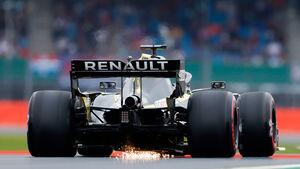 Daniel Ricciardo - Renault - GP England 2019