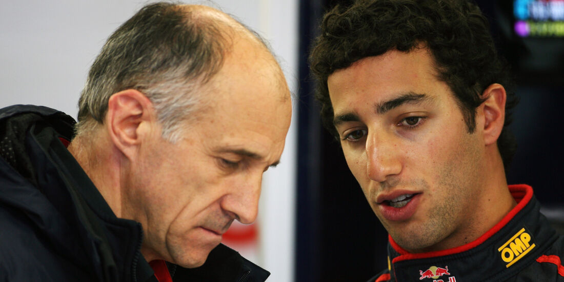 Daniel Ricciardo - Toro Rosso - Formel 1 - GP England - Silverstone - 6. Juli 2012