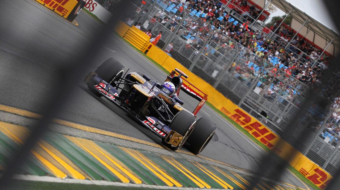 Daniel Ricciardo - Toro Rosso - GP Australien - Melbourne - 16. März 2012