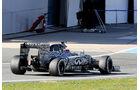 Daniil Kvat - Red Bull - Formel 1-Test - Jerez - 4. Februar 2015