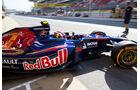 Daniil Kvyat - Formel 1 - GP Spanien 2014