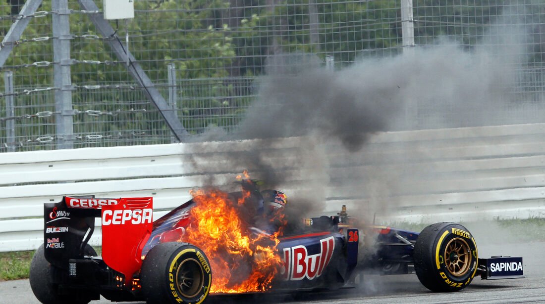 Daniil Kvyat - GP Deutschland 2014